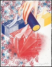 James Rosenquist Campaign 1965