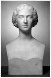 John Gibson, Edith Mozley 1863–4