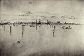 James McNeill, Whistler Little Venice 1880