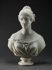 John Gibson, An Unknown Young Woman late 1820s
