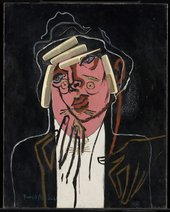 Francis Picabia, The Handsome Pork-Butcher c.1924–6, c.1929–35
