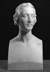 John Gibson, Bust of William Bewick 1827–53