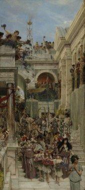 Laurence Alma-Tadema Spring 1894