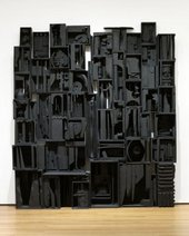 Louise Nevelson, Sky Cathedral 1958