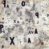Mira Schendel Graphic Object 1972