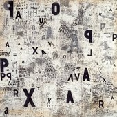 Mira Schendel Graphic Object 1972