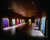 Chris Ofili, The Upper Room 1999–2002
