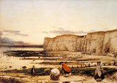 William Dyce, Pegwell Bay, Kent – a Recollection of October 5th 1858 ?1858-60