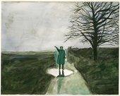 Anselm Kiefer Untitled (Heroic Symbols) c.1969