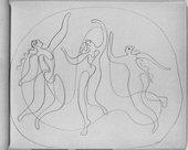 Pablo Picasso, Study for Mercure 1924