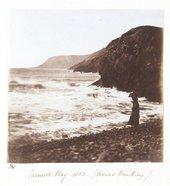 John Dilwyn, Llewellyn Caswell Bay – 1853 – Waves Breaking 1853