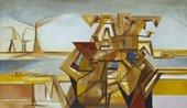 Merlyn Oliver Evans, Souvenir of Suez 1952