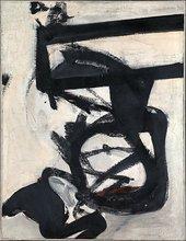 Franz Kline Nijinsky 1950