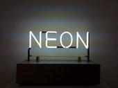 Joseph Kosuth, Neon 1965