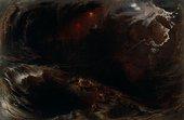 John Martin, The Deluge 1834