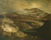 John Crome Slate Quarries c.1802–5