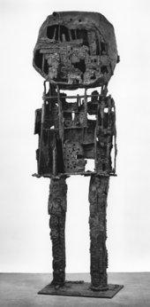 Eduardo Paolozzi St. Sebastian No.2 1957