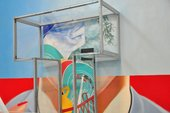 James Rosenquist Silo 1963–4, detail