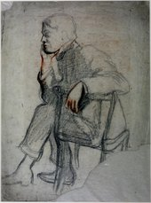 William Rothenstein Charles Conder 1893