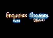 Susan Hiller Enquiries/Inquiries 1973/1975