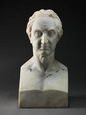 John Gibson, Bust of William Roscoe 1819