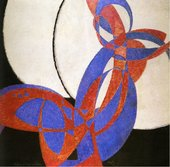 František Kupka Amorpha, Fugue in Two Colours (Amorpha, fugue à deux couleurs) 1912