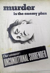 Bernard Perlin, Murder is the Enemy Plan 1943