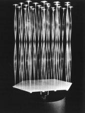 Wen-Ying Tsai, Cybernetic Sculpture System 1969