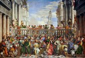 Paolo Veronese, The Wedding at Cana 1563