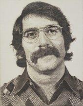 Chuck Close, Robert/104,072 1973–4