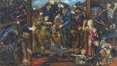Philip Evergood, Mine Disaster 1933–7