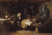 Luke Fildes The Doctor c.1891