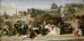 William Powell Frith, Ramsgate Sands: 'Life at the Seaside' 1854
