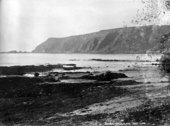George Washington Wilson, Uncatalogued photograph of Kincraig Point, Elie 1853–1908