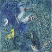Marc Chagall, L'arche de Noé 1961–6