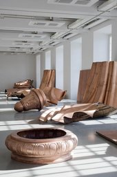 Danh Vō, We The People 2010–14 (installation shot)