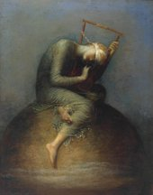 George Frederic Watts Hope 1886