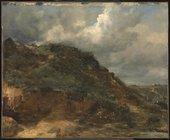 John Constable, A Bank on Hampstead Heath c.1820–2
