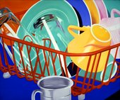 James Rosenquist Dishes 1964