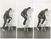 Vito Acconci, Step Piece 1971