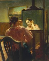 Ambrose McEvoy The Ear-Ring exhibited 1911
