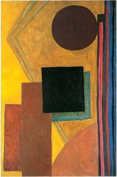 Vanessa Bell Abstract Composition 1914