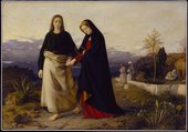 William Dyce, St John Leading Home his Adopted Mother 1842–60