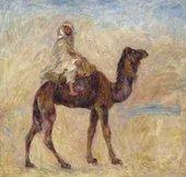 Pierre-Auguste Renoir, A dos de chameau 1881