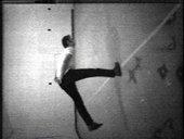 Bruce Nauman, Slow Angle Walk (Beckett Walk) 1968 (still)