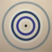Kenneth Noland, Spring Cool 1962