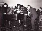 Piano Activities at the Fluxus Internationale Wiesbaden 1962