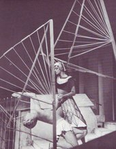 Barbara Hepworth, 'Ritual Dance' constructions for Michael Tippett's The Midsummer Marriage