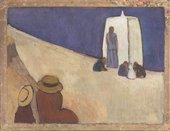 Vanessa Bell Studland Beach c.1912