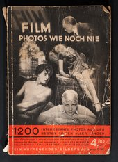 Front cover of Film. Photos Wie Noch Nie (1929)